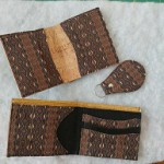 cork wallets and key fob