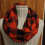 red black double cowl